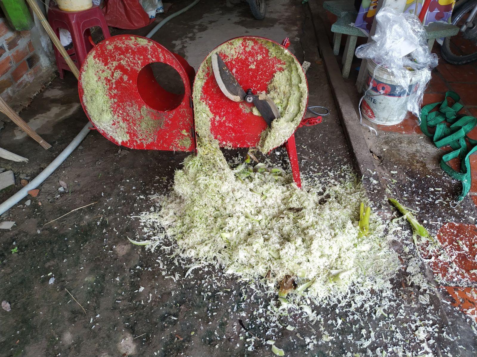 công dụng máy thái chuối mịn Takyo tk 1500