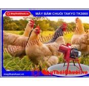 Máy thái chuối đa năng chăn nuôi lợn TAKYO TK 1500