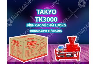 Nơi bán máy băm thái chuối đa năng TAKYO TK 3000 cho gà vịt