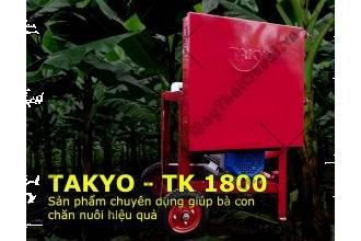 Có giao máy băm chuối Takyo tk1800 ở Cà Mau tận nơi được không?