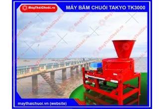 Cách nhận biết máy thái chuối Takyo chính hãng ở Tiền Giang