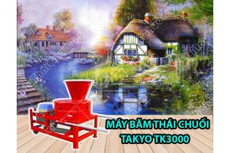 Có giao máy băm chuối Takyo tk3000 nơi được không ?